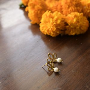 3 Petal Earrings